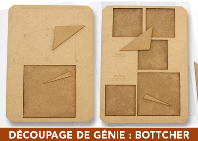 Decoupage de genie : Bottcher (1886)
