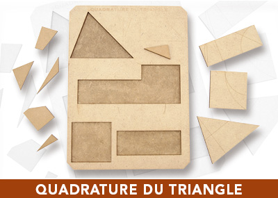 Quadrature du triangle