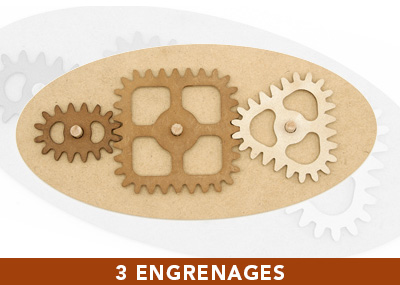 Les 3 Engrenages