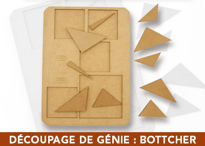 D�coupage de g�nie : Bottcher (1886)