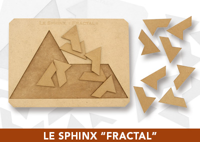 Le Sphinx fractal