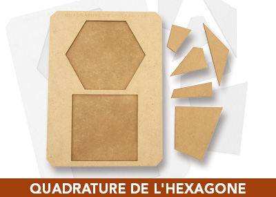 Quadrature de l'hexagone