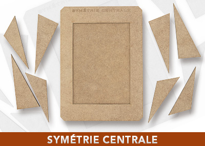 Sym�trie centrale